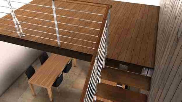 Altillos-de-madera-o-de-hierro-Escaleras-Idealkit